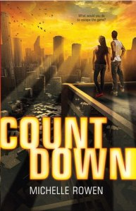 Countdown by Michelle Rowan