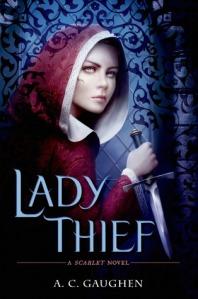Lady Thief by A.C. Gaughen